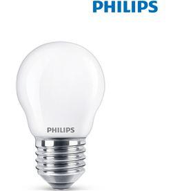 Philips 93013 #19 bombilla esferica led e27 4,3w 470lm 2.700k luz calida 8718699763473 - 93013 #19