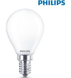 Philips 93012 #19 bombilla esferica led e14 4,3w 470lm 2.700k luz calida 8718699763435 - 93012 #19