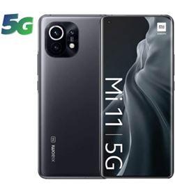 Smartphone Xiaomi mi 11 8gb/ 256gb/ 6.81''/ 5g/ gris medianoche MI11 256GB GY - XIA-SP MI11 256GB GY
