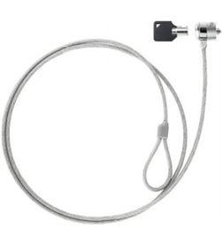 Tooq TQCLKC0025 cable de seguridad para portátiles - TQCLKC0025
