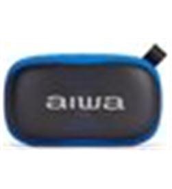 Todoelectro.es altavoz aiwa b 110bl bluetooth azul 2x5w/manos libresin bolsa lue bs-110bl - A0036165
