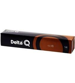 Todoelectro.es caja de 10 cápsulas de café delta epiq - intensidad 14 - compatibles co 5028363 - DEL-CAFE EPIQ