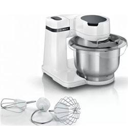 Bosch MUMS2EW00 robot de cocina mum serie 2/ 700w/ capacidad 3.8l/ blanco/ 3 accesori - MUMS2EW00