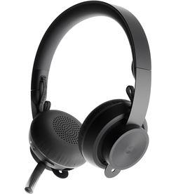 Logitech 981-000806 auriculares inalámbricos zone wireless plus/ con micrófono/ blueto - 981-000806