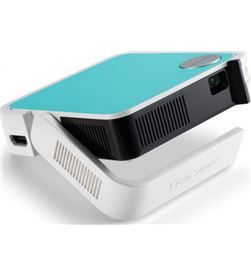 Todoelectro.es A0036358 proyector viewsonic m1 mini plus 120 lumens wvga azul/854x4 m1miniplus - M1MINIPLUS