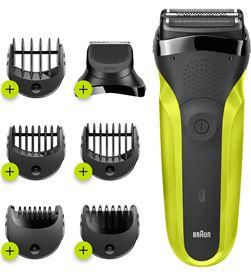 Braun S3 afeitadora max (300bt) 5 años gar Afeitadoras - 300BT