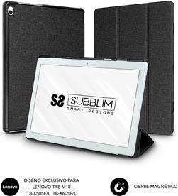Lenovo SUB-FUNDA CST-5SC100 funda subblim shock case para tablet m10 tb-x505f/l tb-x605f/l / neg sub-cst-5sc100 - SUB-FUNDA CST-