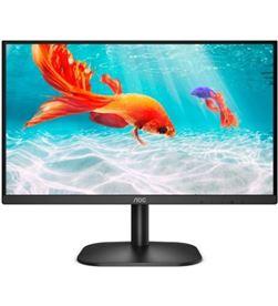 Monitor Aoc 24B2XDAM 23.8''/ full hd/ multimedia/ negro - AOC-M 24B2XDAM