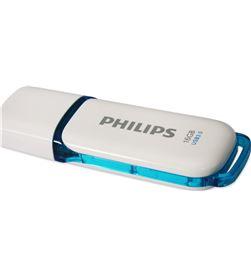Philips usb 16gb 3.0 blancaire acondicionado zul PHIFM16FD75B - 8712581635961