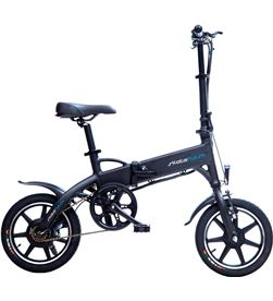 Skateflash bicicleta eléctrica skate flash e-bike compact negra ebike_compact - SKTFEBIKE_COMPACT
