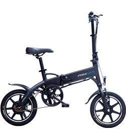 Skateflash EBIKE_COMPACT bicicleta eléctrica skate flash e-bike compact negra - SKTFEBIKE_COMPACT