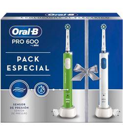 Braun pro600 duo evoluciona pro600duoevo Cepillo dental eléctrico - 4210201306085