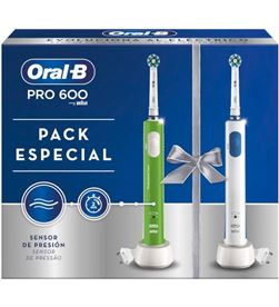 Braun PRO600DUOEVO pro600 duo evoluciona Cepillo dental eléctrico - 4210201306085