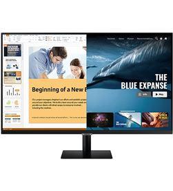Monitor led 32 Samsung smart LS32AM700URXEN negro 2xhdmi/3 - LS32AM700URXEN
