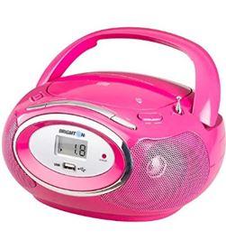 Brigmton W410R radio cd , digital, radio fm, usb Radio Radio/CD - W410R