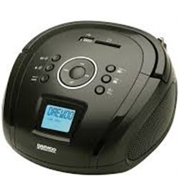 Daewoo DBF111 rcd mp3 usb dbu-39 negro Reproductores MP3/4/5 - DBF111