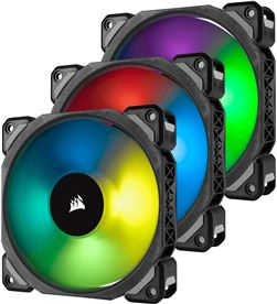 Todoelectro.es VN01CO31 corsair ml120 pro rgb - pack 3 ventiladores para caja - CORVN01CO31