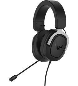 Asus tuf gaming h3 plata - auriculares gaming AU01AS31 - ASUAU01AS31