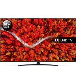 Lg 55UP81006LA tv 55 4k quad core hdr10, smarttv webos 6.0 peana central (g - 55UP81006LA