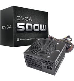 Todoelectro.es 100-W2-0500-K2 fuente de alimentación gaming evga / 500w/ ventilador 12cm/ 8 - 100-W2-0500-K2