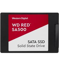 Western WDS500G1R0A disco sólido digital red sa500 nas - 500gb - sata iii - - WD-SSD WDS500G1R0A