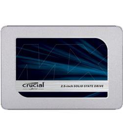 Todoelectro.es SS01CR30 crucial mx500 1tb sata 3 - ssd 2.5'' - GENSS01CR30