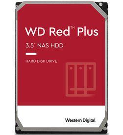 Western digital red plus 4tb - disco duro nas HD01WD74 - WDHD01WD74
