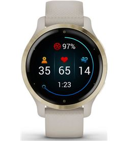 Garmin +23942 #14 venu 2s tundra/champagne smartwatch multideporte wifi gps integrado venu 2s gps wif - +23942 #14