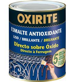 Oxirite liso brillante negro 750ml 8414956617236 PINTURA - 25504