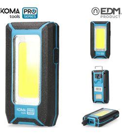 Koma linterna led profesional cob 500lumen 8w tools 8425998364446 - 36444