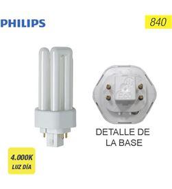 Philips 97501 #19 bombilla lynx te fsd 42w 840k gx24q-4 ''sylvania'' (equivalencia : pl- 5410288278612 - 97501 #19