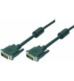 Logilink 51310 #19 cable dvi-d macho-macho negro 5mt dual link 4260113560112 - 51310 #19