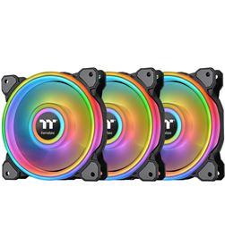 Thermaltake A0032313 ventilador 120x120 riing quad 12 rgb tt 3uds cl-f088-pl12sw- - A0032313