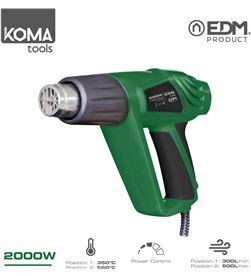 Koma decapador 2.000w tools edm 8425998087086 KOMA - 08708