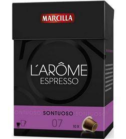 Marcilla 4015888 capsula cafe sontuoso l' arome Cápsulas - 8410091026896