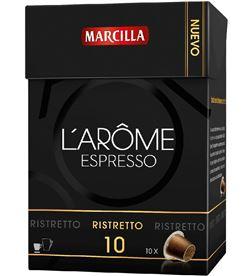 Marcilla 4021762 cafe ristretto l'arome Cápsulas - 8410091107304