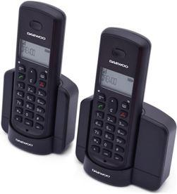 Daewo DW0087 pack 2 dect o dtd-1350 negro Telefonía doméstica - DAEDW0087  JPEG