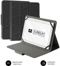 Todoelectro.es SUB-FUNDA CUT-5EXC01 funda subblim extreme case para tablet 9.6 a 11''/ negra sub-cut-5exc01 - SUB-FUNDA CUT-5EXC
