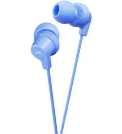 Jvc -AUR HA-FX10 BL auriculares intrauditivos ha-fx10/ jack 3.5/ azules ha-fx10-la-e - HA-FX10-LA-E