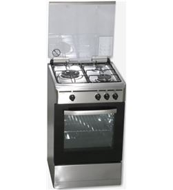 Rommer VCH356XFGINOXNA cocina gas t Cocinas - VCH356XFGINOXNAT