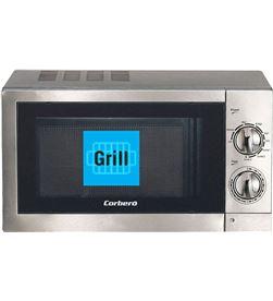 Corbero CMICG280GX microondas corberó , con grill, inox, 20 - 8436555983093