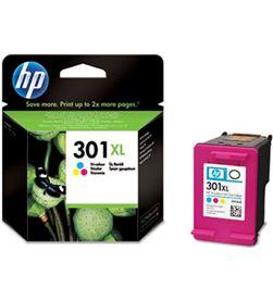 Hp CH564EE cartucho color nº301xl alta capacidad para la deskjet d1050 d2050 2 - 0884962894576