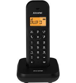 Alcatel E155 EMA BLK e155 negro teléfono fijo inalámbrico pantalla retroiluminada - +23115