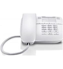 Siemens GIGA-TEL DA410 WH teléfono gigaset da410/ blanco s30054-s6529-r1 - DA410NEGRO