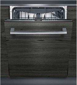Siemens SN63HX52CE lavavajillas integrable ( no incluye panel puerta ) d 14s negro/acero - SIESN63HX52CE