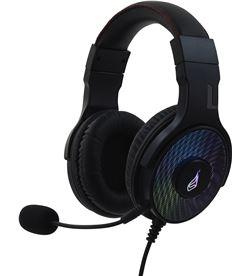 Todoelectro.es 48822 auriculares gaming con micrófono surefire harrier 360/ usb/ negros - 0023942488224