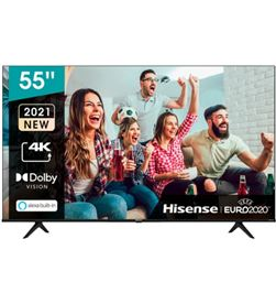 Hisense A0037854 tv led smart 55'' 55a6g 4k uhd TV - 6942147464663-0
