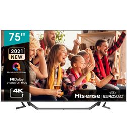 Hisense 75A7GQ televisor uhd 75''/ ultra hd 4k/ smart tv/ wifi - 6942147464816