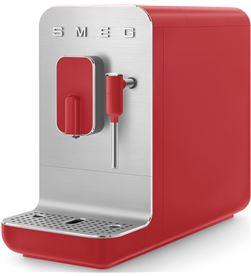 Smeg BCC02RDMEU cafetera superautomática, 50'style roja - 8017709301040