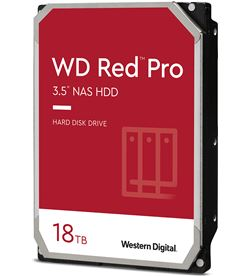Western HD01WD86 digital red pro 18tb - disco duro nas - HD01WD86